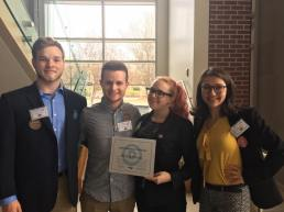 UNC YD wins Chapter of the Year 2017