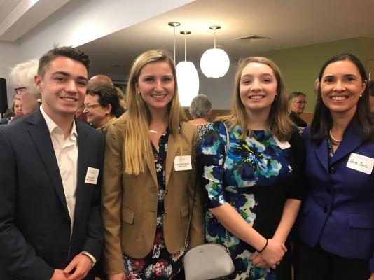 UNC YD with Justice Anita Earls - Spring 2018
