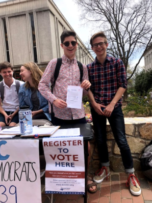 Registering Students to Vote - April 2018