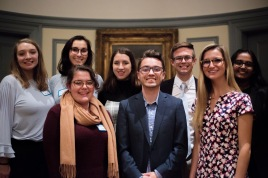 UNC YD Cabinet Board Fall 2018