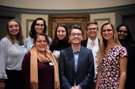 UNC YD Cabinet Board Fall 2018