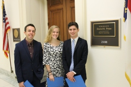 Lobbying on Capitol Hill - Fall Break 2018