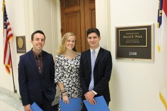 Lobbying on Capitol Hill - Fall Break 2018