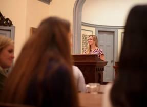 Women In Politics Panel - November 2018