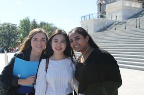 Members in Washington, DC