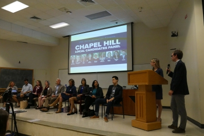 Chapel Hill Local Candidates Panel - October 2019