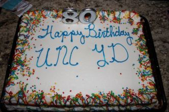 UNC YD's 80th Birthday Bash - April 2019