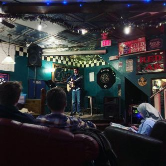 Open Mic Night Benefitting TABLE NC - April 2019