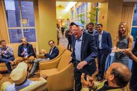 UNC YD Hosts Senator Bernie Sanders - September 2019