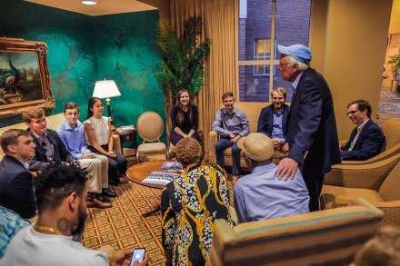 UNC YD Hosts Senator Bernie Sanders - September 2019