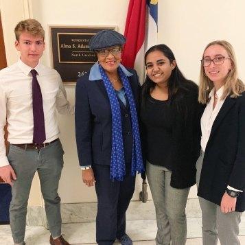 Lobbying on Capitol Hill - Fall Break 2019