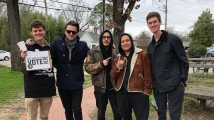 Voter Registration Drive with the band American Authors! - January 2020