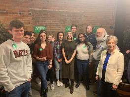 UNC YD Hosts Abigail Klobuchar Bessler on behalf of Amy Klobuchar for America - February 2020