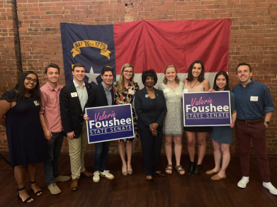 Senator Valerie Foushee Fundraiser at TOPO - April 2019