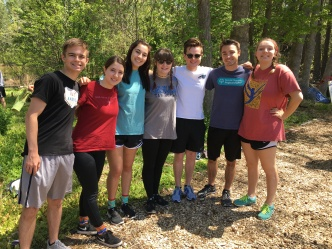Earth Day Service Event - April 2018