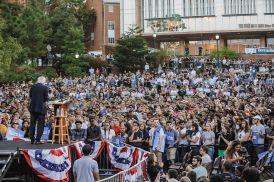 UNCYD Hosts Senator Bernie Sanders - September 2019
